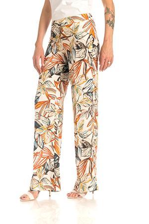 Diana Gallesi pantalone floreale